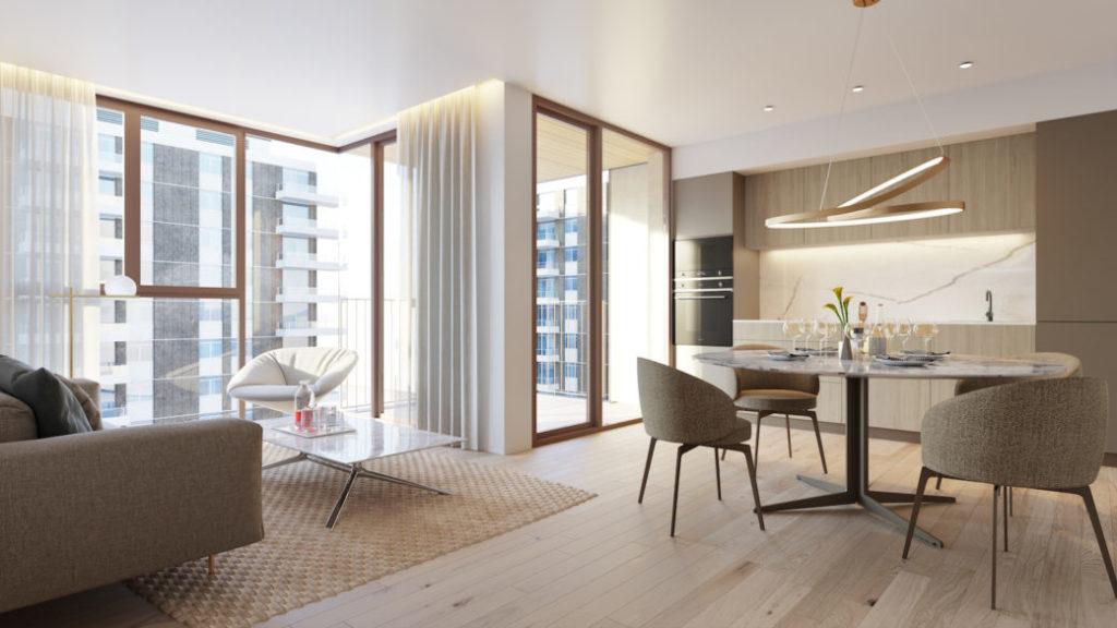 Penthouse mit einzigartiger Architektur – Immobilie des Monats