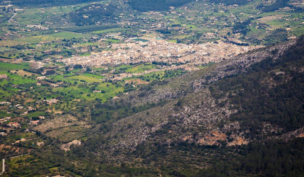 Alaró – urmallorquinischer Ort am Fuße des Tramuntana-Gebirges