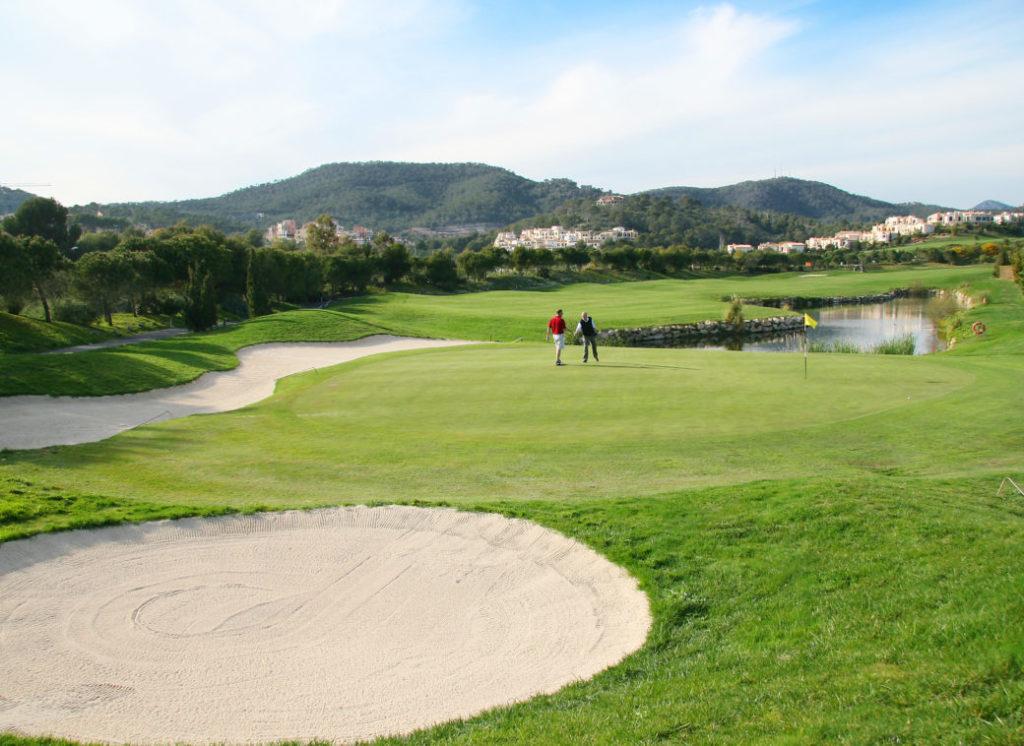 Golf spielen in Bendinat – die bekanntesten Golfplätze