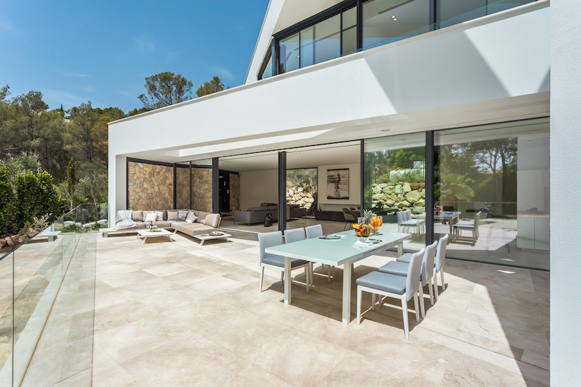 Immobilie des Monats August 2019 – Designer Villa in Son Vida