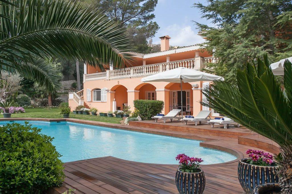 Son Vida – eine der exklusivsten Wohngegenden auf Mallorca