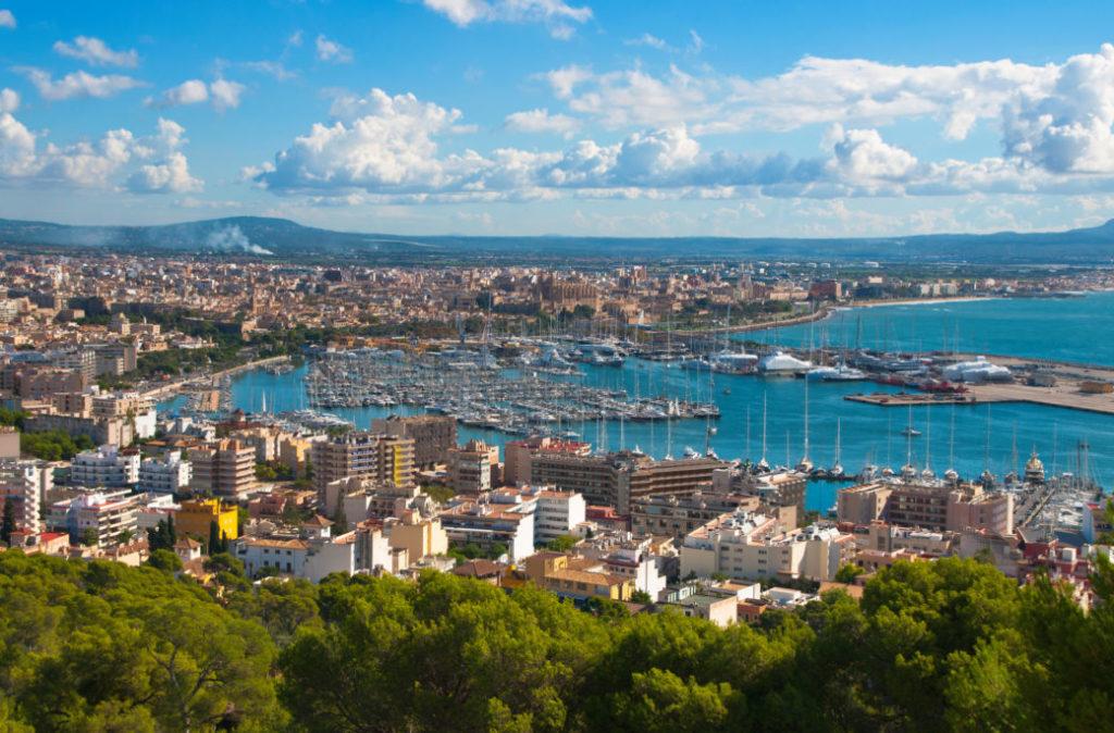Die Metropole Palma de Mallorca – eine der lebenswertesten Städte
