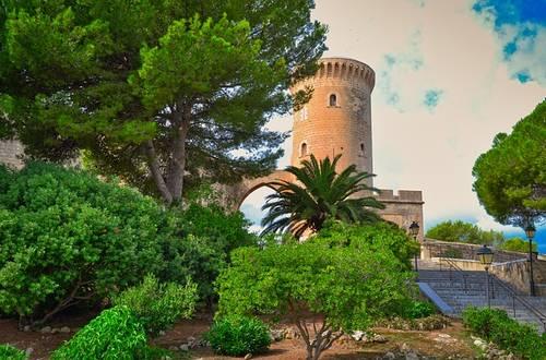 Castell de Bellver – fantastischer Ausblick und wechselhafte Geschichte