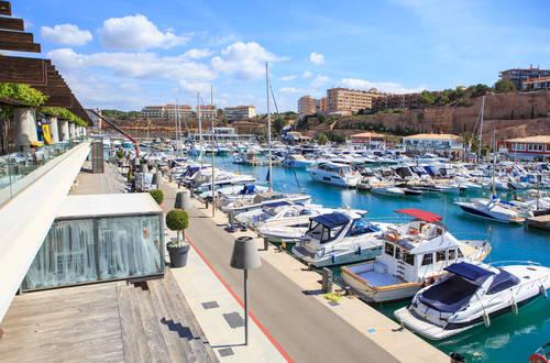 Port Adriano – ein Paradies für Segelfreunde