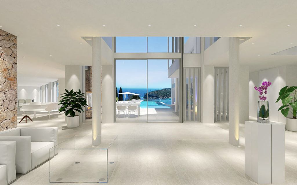 Immo des Monats Dez 20 - Traumvilla in Sol de Mallorca - Innenansicht 2