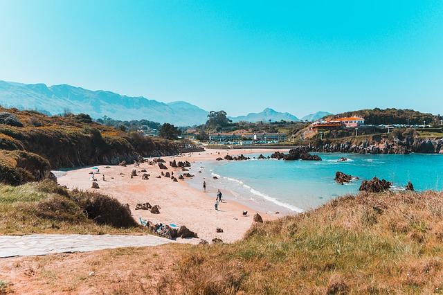 Mallorca August landschaft und strand