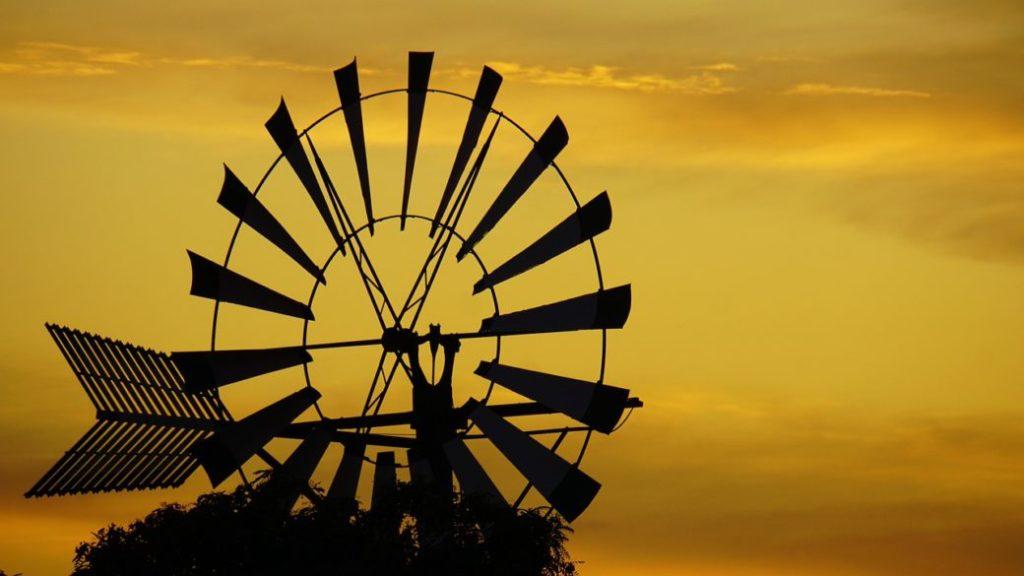 Windmühle Lloret de Vistallegre