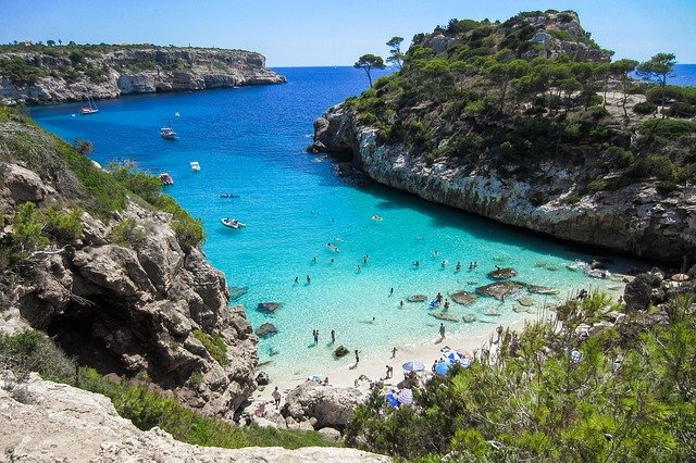 Mallorca im Juli