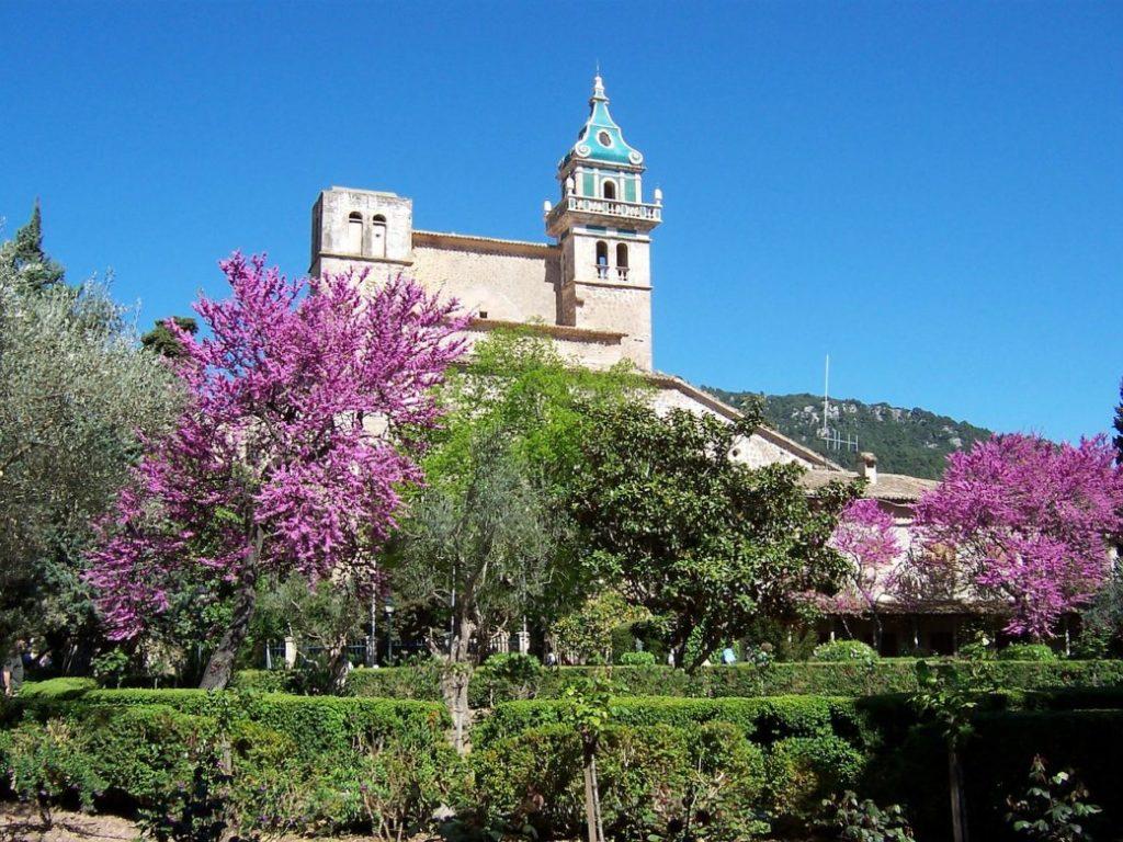 Mallorca im März Valldemossa
