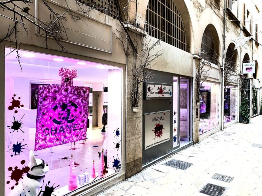 Pop Art Store Marnalis