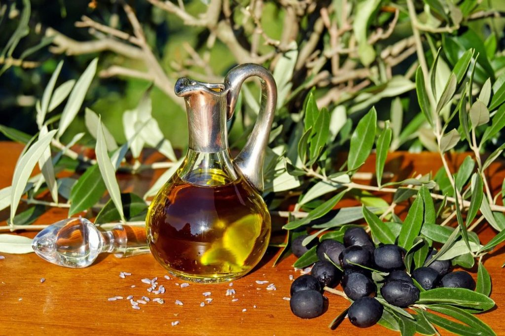 Olivenöl auf Mallorca