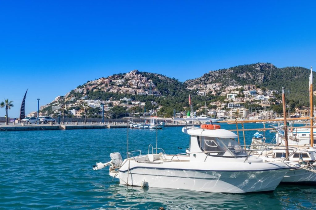 Yachthafen Mallorca