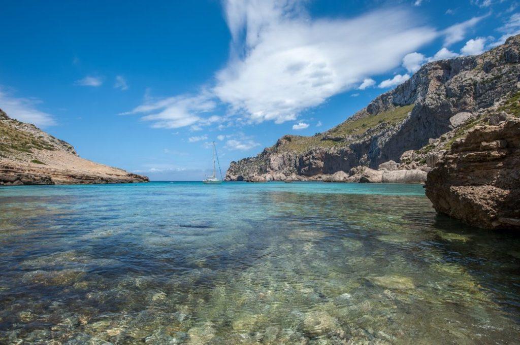Schnorcheln auf Mallorca Cala Figuera