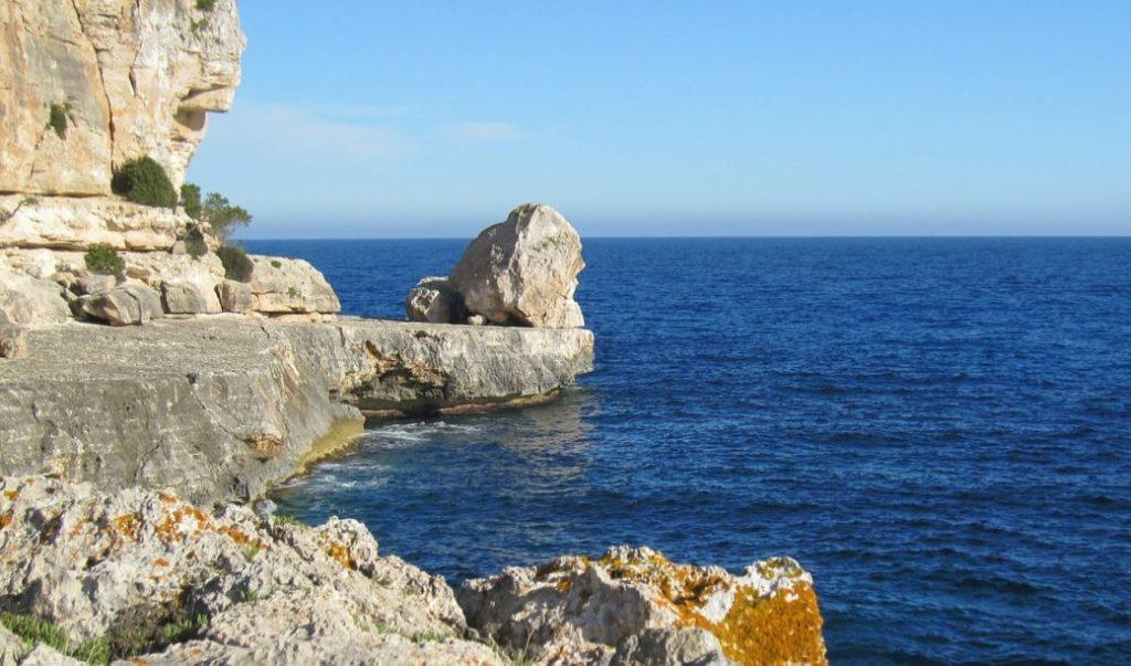 Schnorcheln auf Mallorca Cala Santanyi